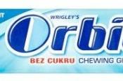 Wrigley's Orbit Žuvačka bez cukru s mätovou príchuťou 14 g