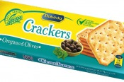Crackers POBEDA Oregano a olivy 100g
