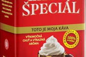 Popradská káva Extra špeciál pražená mletá káva 125 g