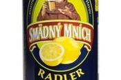 Radler Smädný mních 0,5L citrón