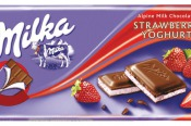 Milka 100g Strawberry