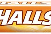 Halls 33,5g Honey lemon