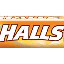 Halls 33,5g Honey lemon