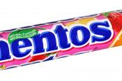 Mentos 38g fruit