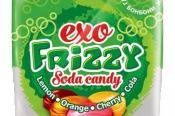 Cukriky Frizzy 70g